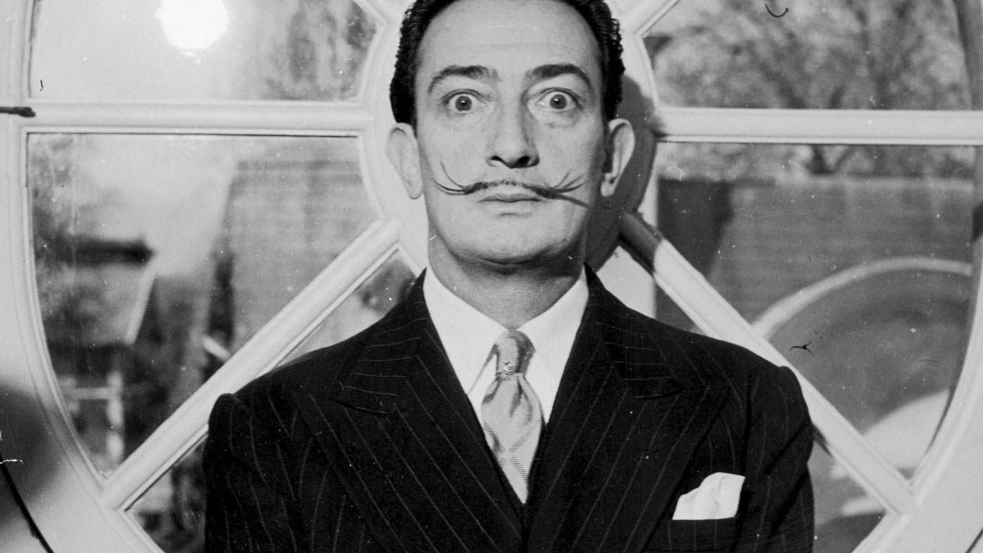 Spain court orders exhumation of Dali's remains in paternity claim