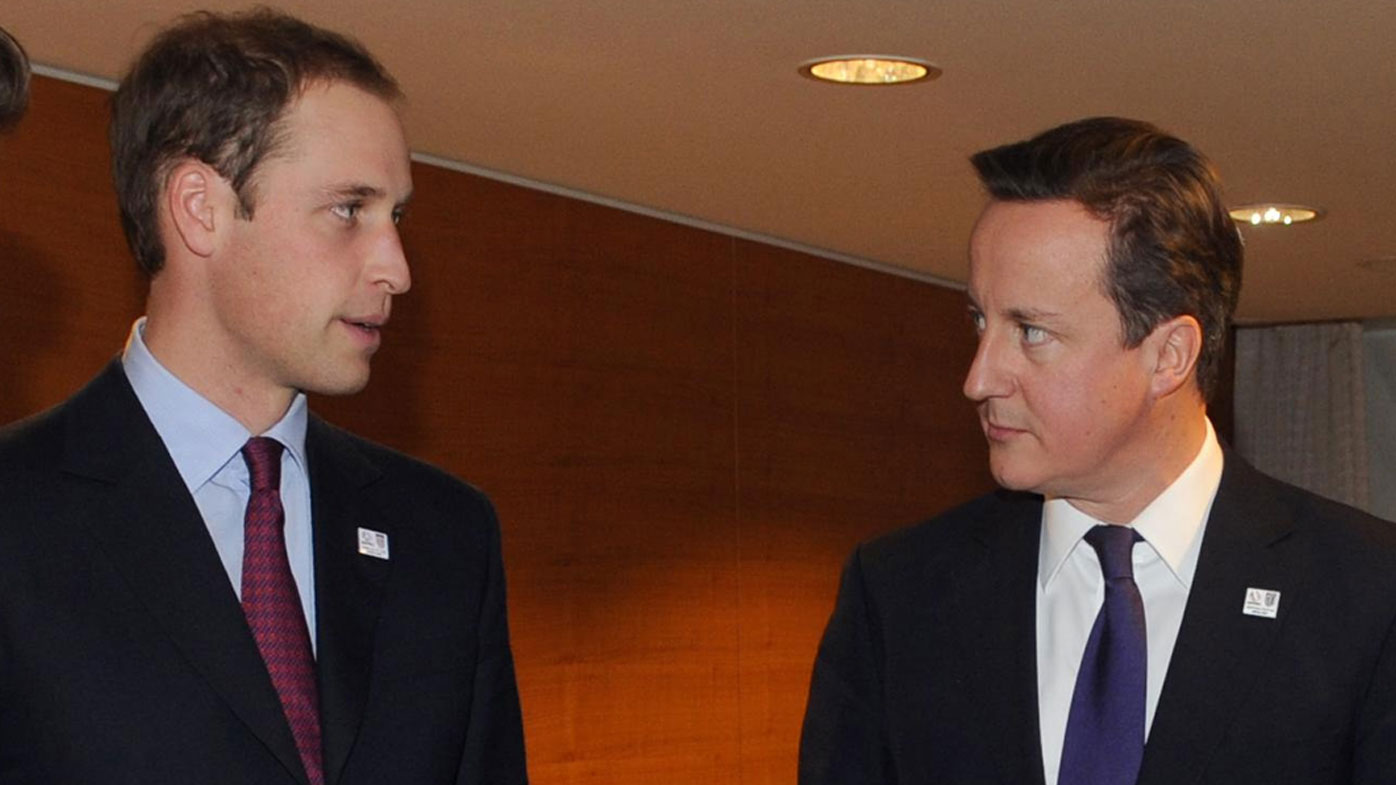 Prince William, David Cameron named in FIFA corruption scandal