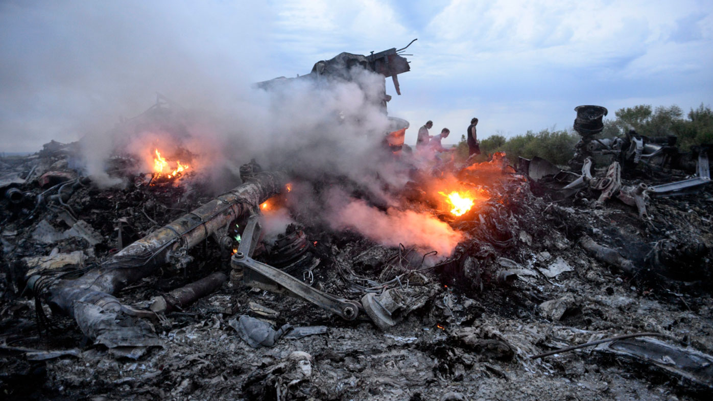 MH17 was downed on July 17, 2014.