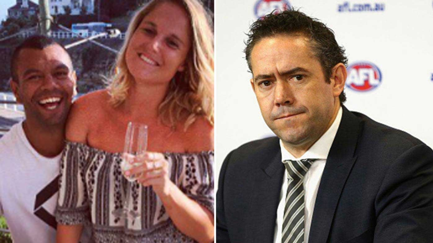 Two AFL senior executives resign