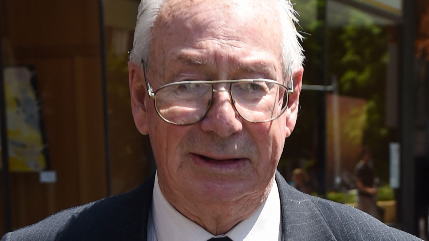 Dentist Rodger Leighton has been jailed for three years. (Photo: AAP)