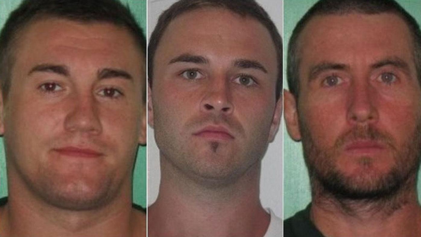 Prisoner captured, two still on the run