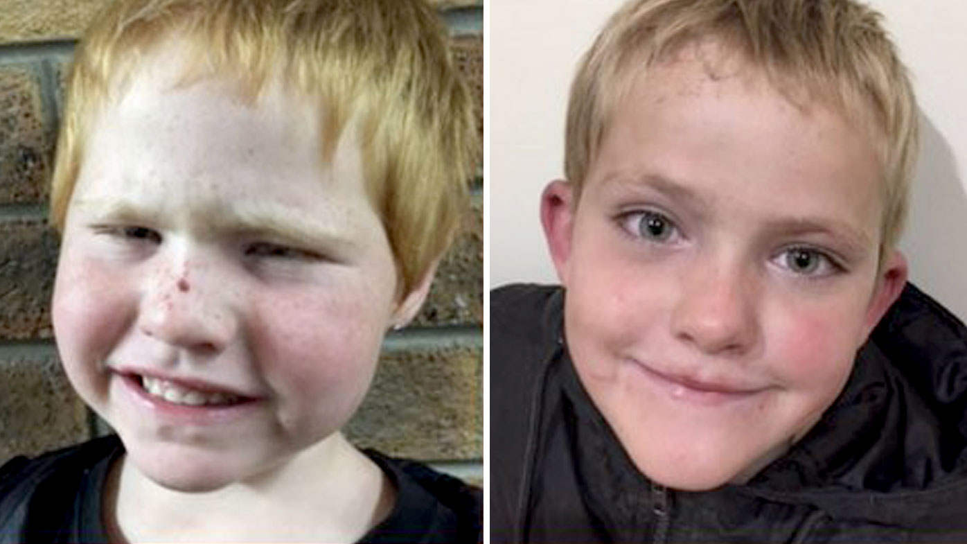 It is believed they may be with the father of one of the children. (Supplied/Victoria Police)