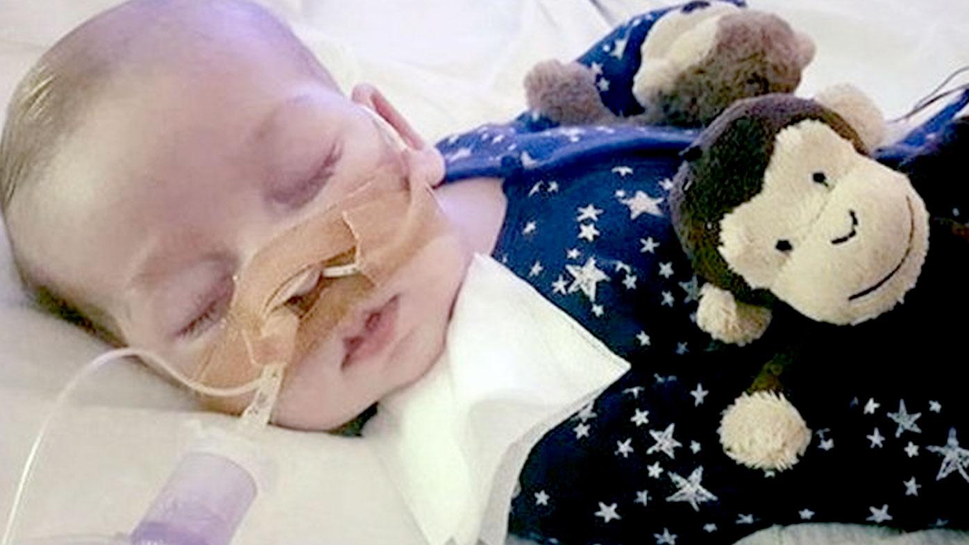 Terminally-ill British baby Charlie Gard dies