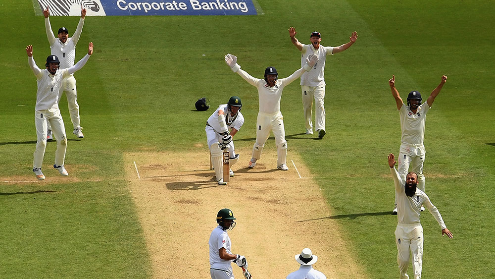 Moeen Ali hat-trick seals huge England win over South Africa at The Oval