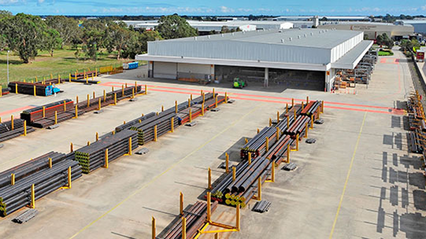 Amazon is set to open its first warehouse in Australia.