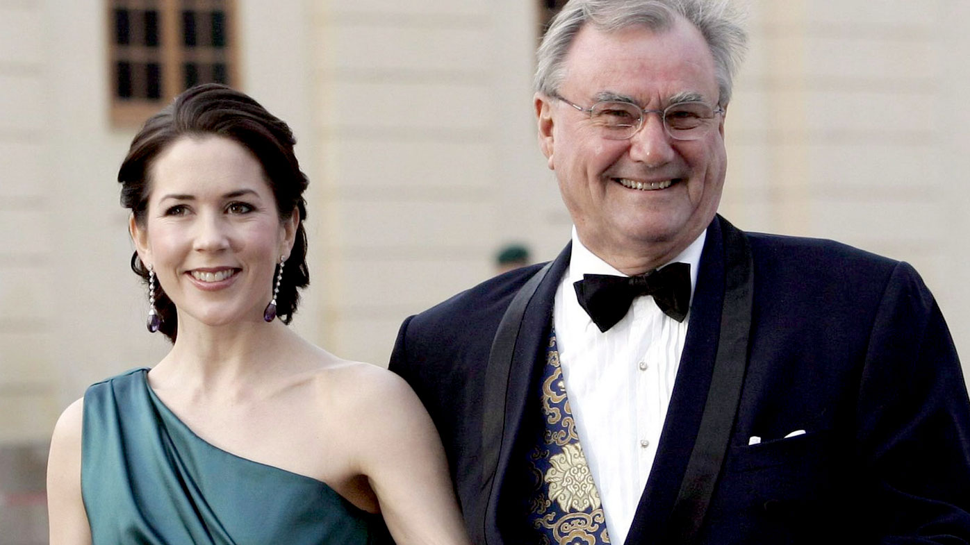 Denmark's French-born prince causes a stir