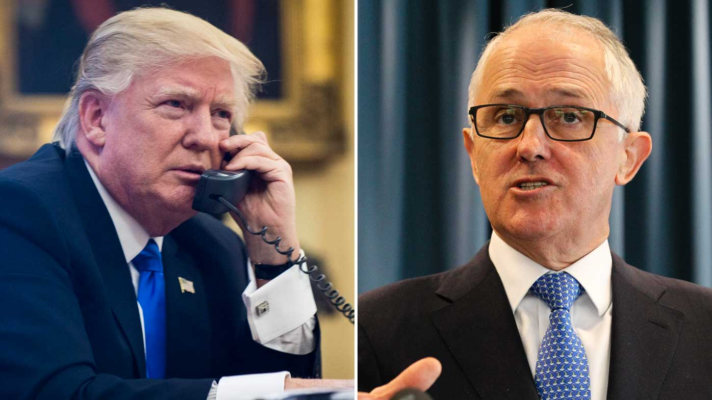 Turnbull, Trump to discuss North Korea