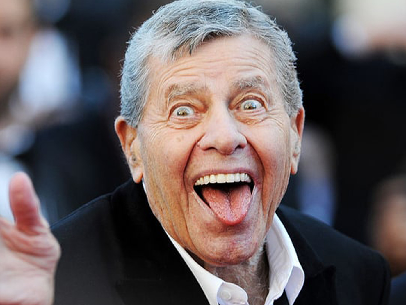 Jerry Lewis became well known for raising money for muscular dystrophy through an annual telethon.