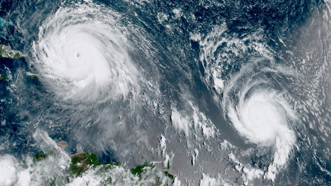 WHAT'S HAPPENING: Irma parting shot: Floods, South in misery