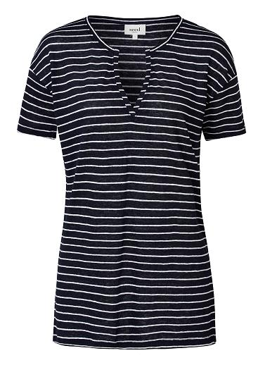 As timeless as it is effortless, a striped tee is one wardrobe staple that never goes out of style. Shop now and wear all summer long. <em>Compiled by Naomi Smith.</em>