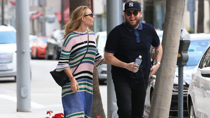 Jonah Hill shows off dramatic weight loss again after ...