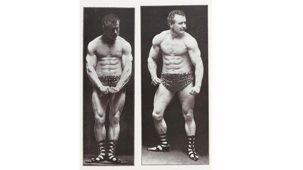 <strong>1. Eugen Sandow (1867 – 1925)</strong>
