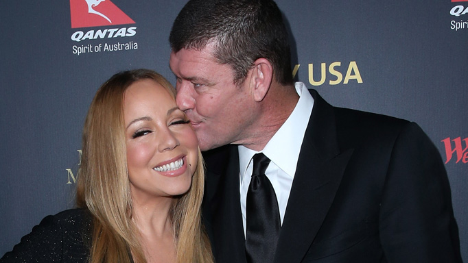 Mariah Carey denies she threw out James Packer's computer over Beyonce song