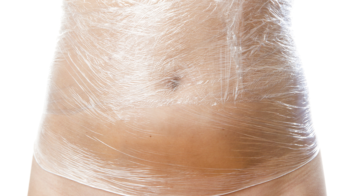 Do 'slimming' body wraps actually work?