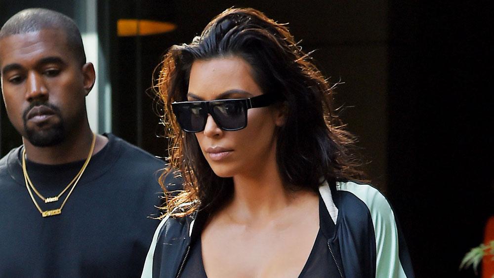Kim Kardashian joins the free the nipple movement