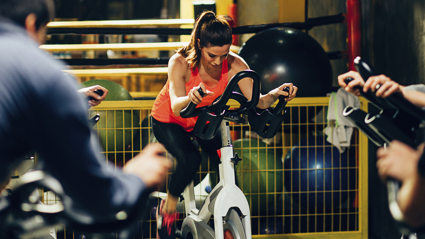 spin class make you lose weight