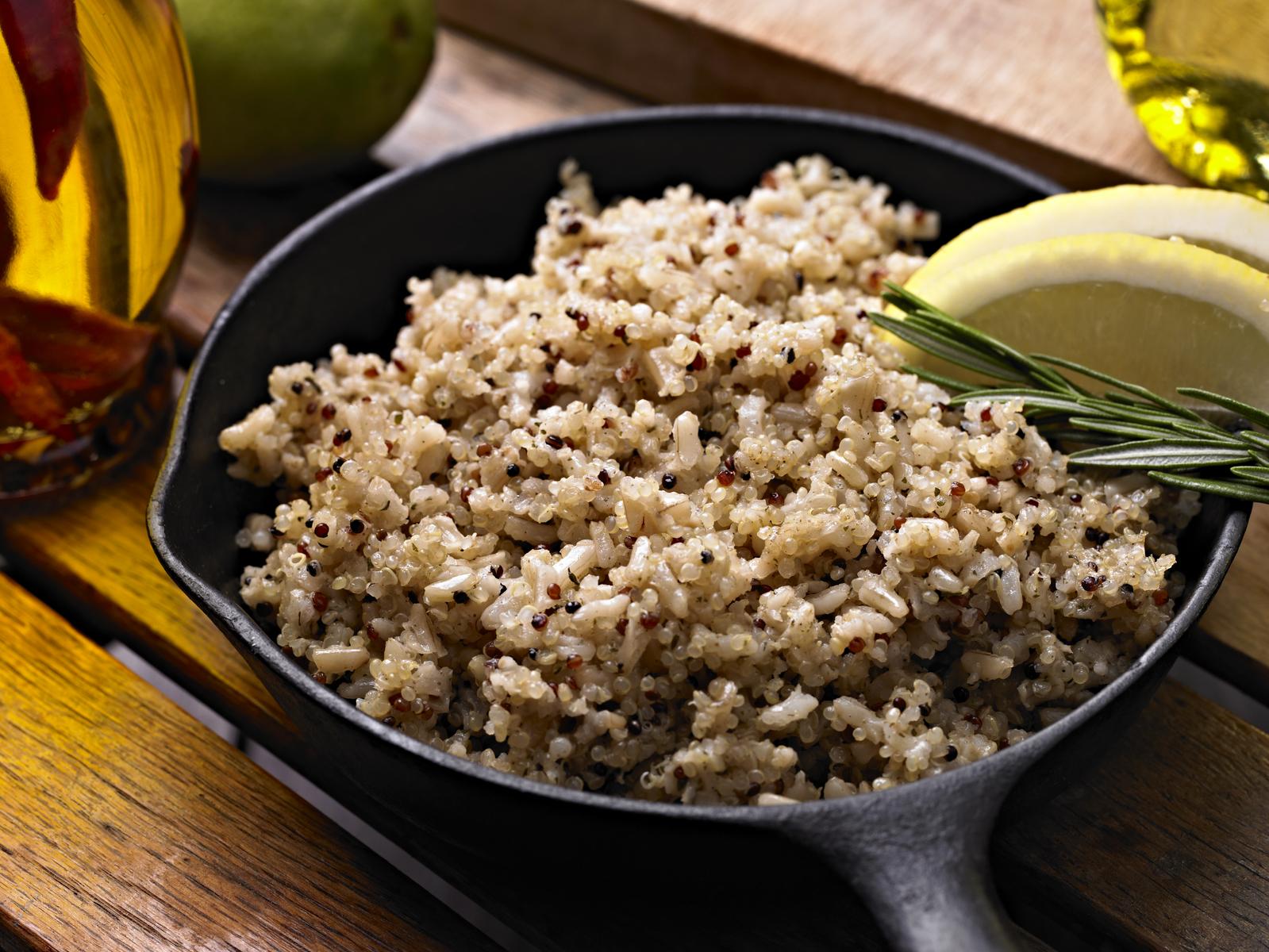 <strong>20. Quinoa</strong>