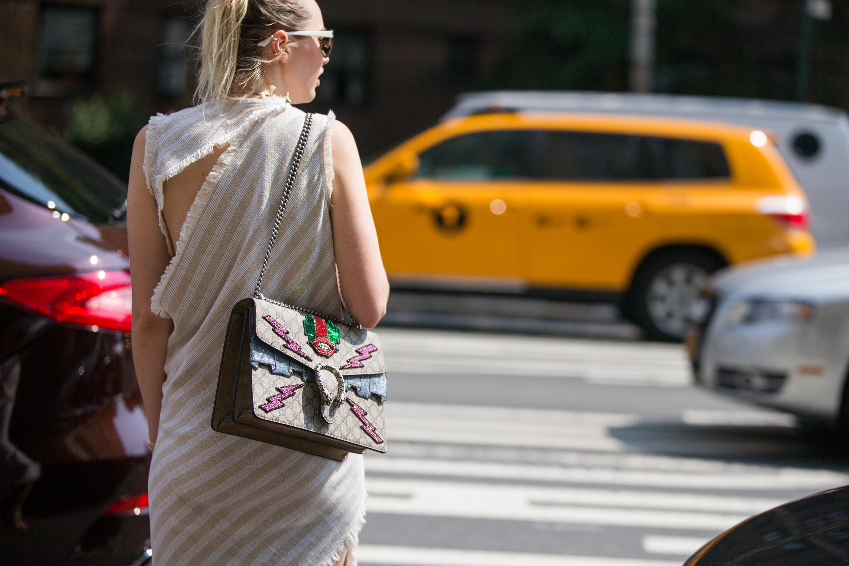 Bag lady