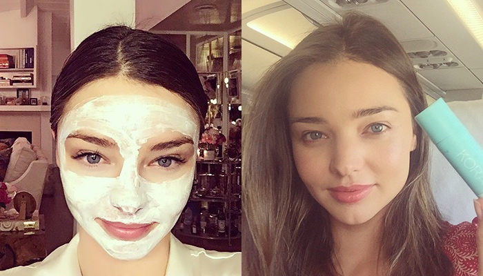Celebrity skincare secrets