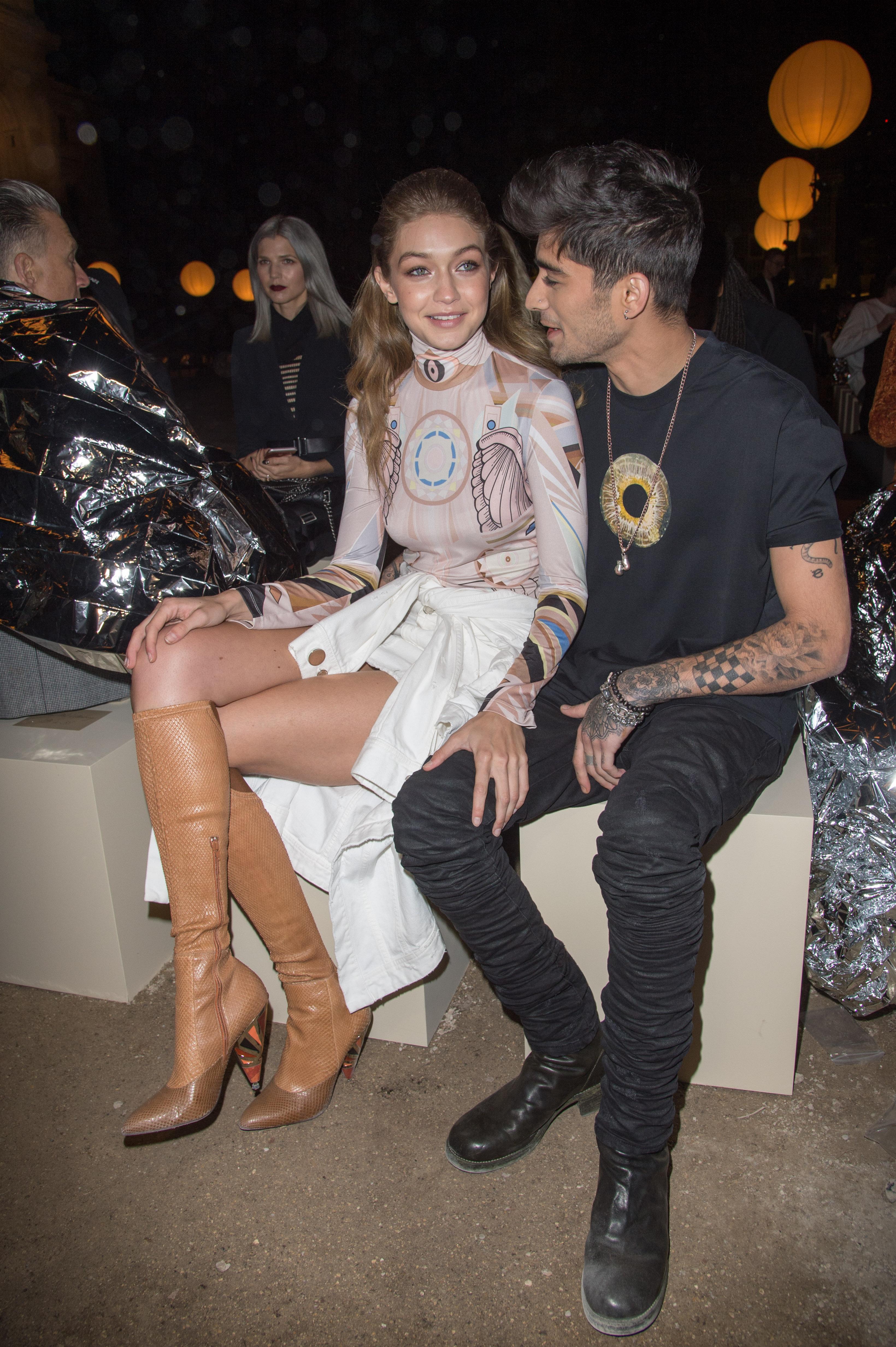 Gigi Hadid and Zayn Malik Get It On in Pillowtalk Music Video