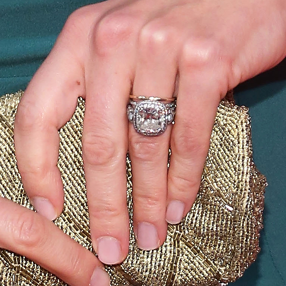 Mila Kunis Admits She Keeps Her 5carat Tiffany's Solitaire  Worth About  $250k  Locked Away In A Safety Deposit Box