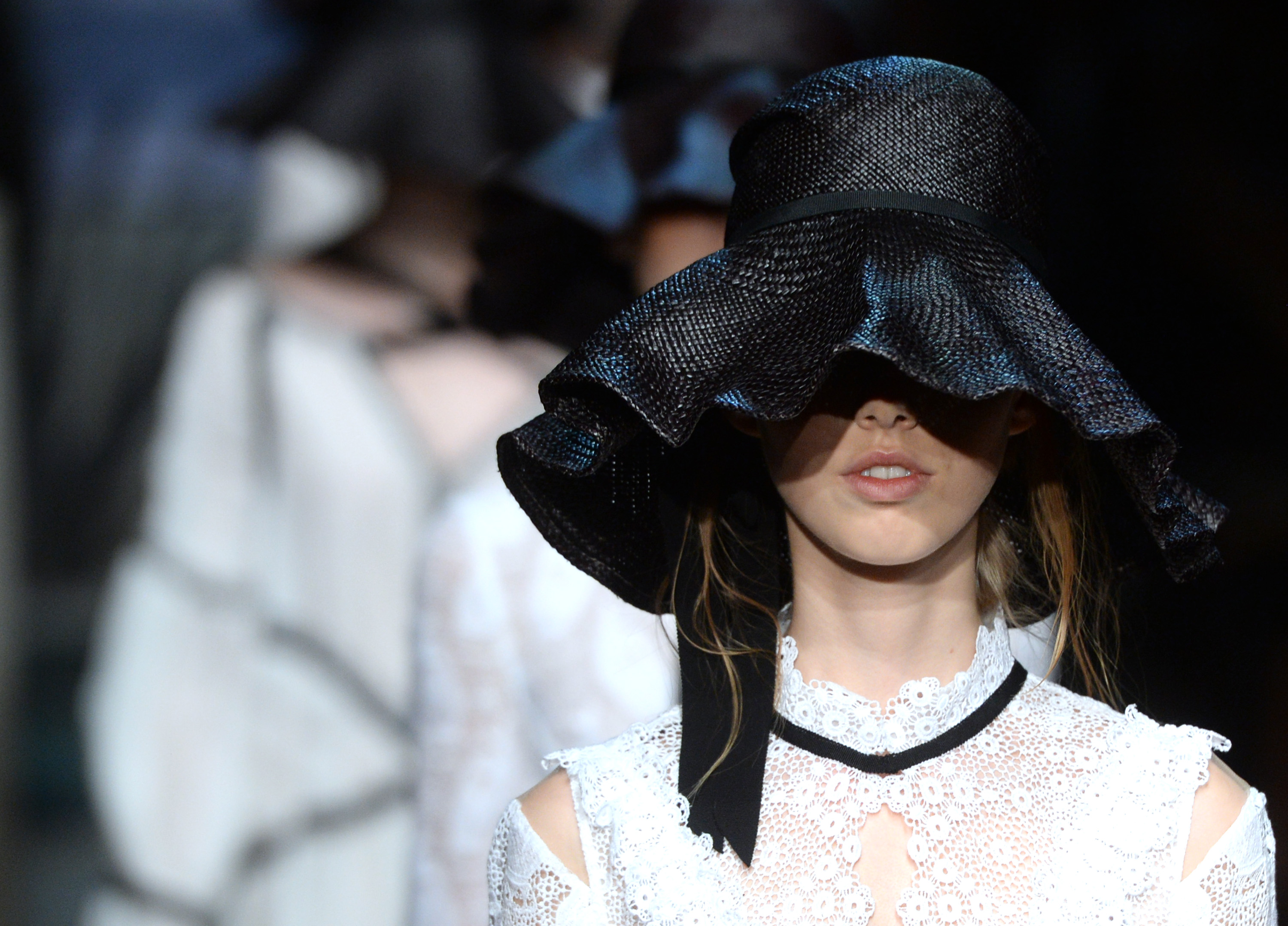 """<p><strong>Hats on</strong></p> <p>Wearing a hat is part and parcel of feeling like a princess for a day at the races. </p> <p>While it's tempting to settle for a fascinator or hipster headband the truly courageous will get turned on by tradition and express themselves with fully fledged headwear.</p> <p>This season in New York, London, Milan and Paris hats continued to add an element of intrigue on the runway.</p> <p>At <a href=""""http://honey.nine.com.au/2016/09/29/13/24/maison-margiela-spring-summer-paris-fashion-week"""" target=""""_blank"""">Maison Margiela</a> the master with a mouth John Galliano delivered futuristic egg caps while Giorgio Armani provided super-sized straw numbers perfect for hiding bleary eyes.</p> <p><a href=""""http://honey.nine.com.au/2016/10/05/08/07/chanel-runway-hair-tie-2017"""" target=""""_blank"""">Chanel</a> took it to the streets with baseball caps but if you're going to take this route select one in an upmarket fabric to avoid looking as though you're off to the football.</p> <p>Our pick at Honey was from Dolce & Gabbana where elegant excess delivered show stoppers worth taking a gamble on.</p> <p>Remember when picking a hat that the same rules apply as with your shoes - you have to keep it on until the end of the day. Hat hair on the train home is a big no.</p>"""