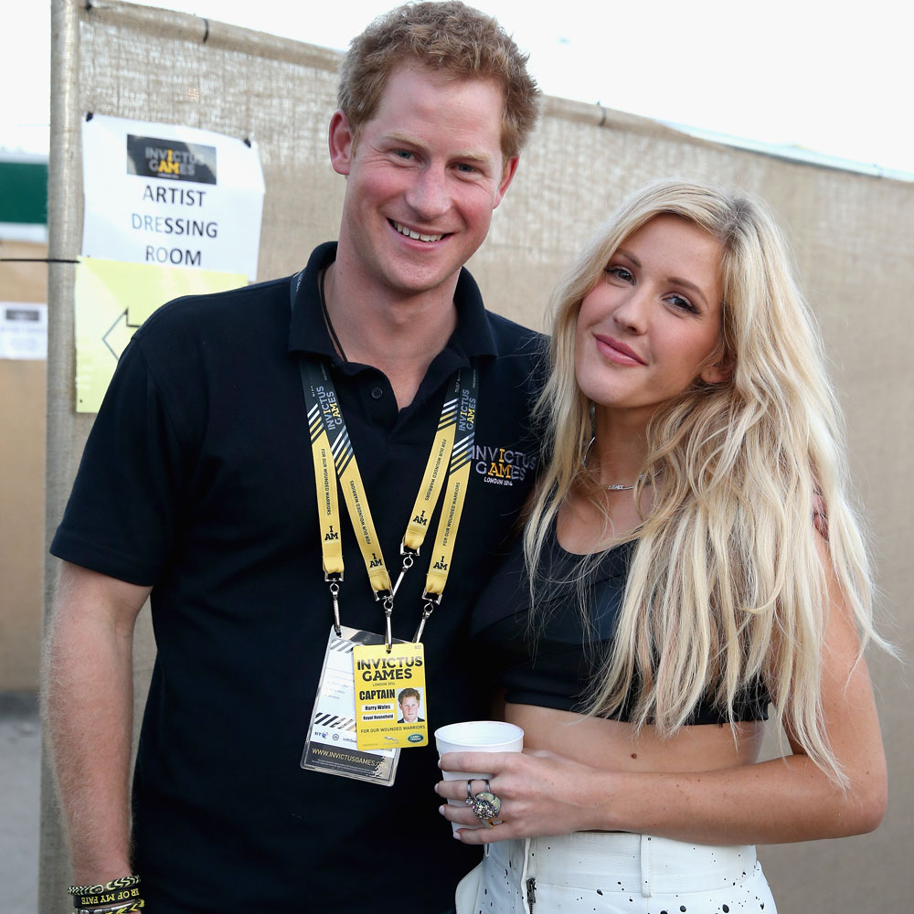 prince harry clearly has a type beautiful blondeand