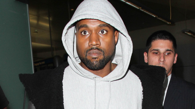 Kanye West hospitalised 'for his own health and safety' after tour cancellation