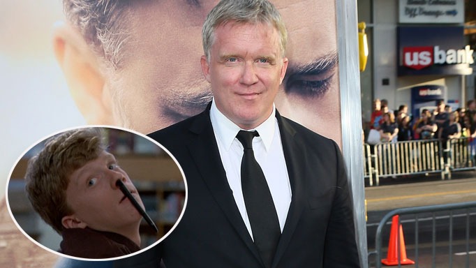 'Breakfast Club' Actor Anthony Michael Hall Charged With Felony Battery