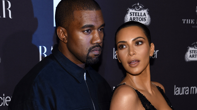 Source Says Kanye West And Kim Kardashian May Divorce