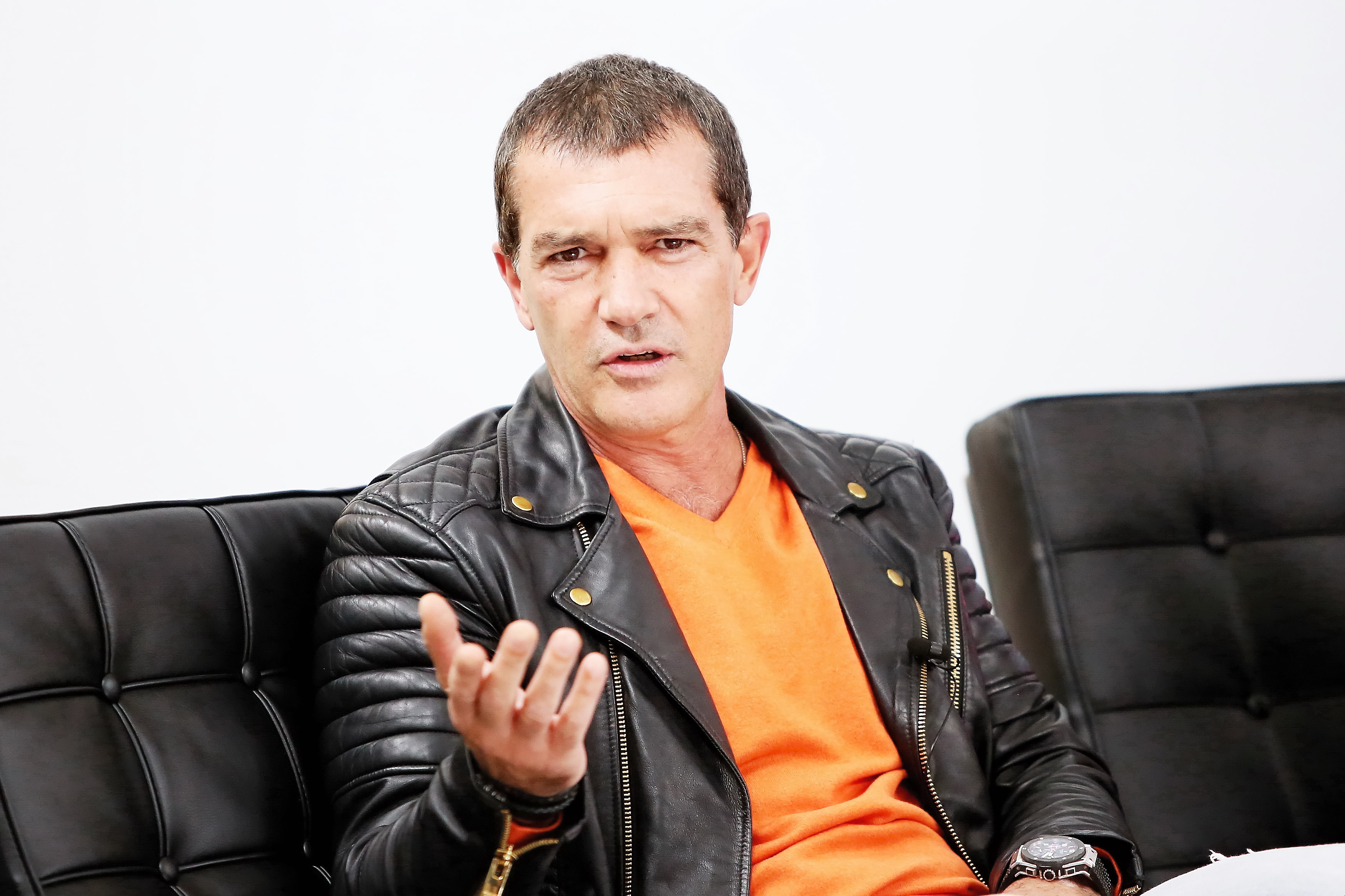 "Spanish actor Antonio Banderas will play Italian designer Gianni Versace in Danish director Bille August's biopic on the man who helped define '90s excess.<br /> <br /> The film will follow Gianni's rise to sartorial stardom in the '70s and touch on his relationship with Donatella.<br /> <br /> ""I've always love Antonio Banderas as an actor and as a man; he's very passionate about this project,"" said August, according to film bible Variety.<br /> <br /> The director has been in touch with the Versace family about the project.<br /> <br /> This is not the only fashion film in the pipeline with Jack O'Connell set to star in a film on the tragic life of Alexander McQueen and another Versace saga slated for television screens from <em>American Horror Story</em> producer Ryan Murphy.<br /> <br /> Here's a look at actors who have upgraded their wardrobes from off-the-rack to off-the-runway."