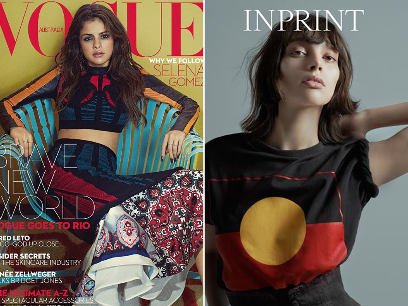 <p>Magazines may be falling off newsstands (goodbye <em>Dolly</em>) but the remaining titles continue to deliver high fashion with a local slant.</p> <p>We take a look at the top 10 covers that made an impact on what we wore, what we read and what we attempted to copy on a Saturday night.</p>