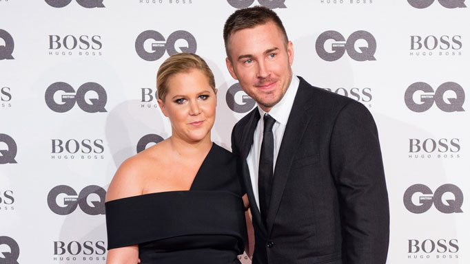 Amy Schumer anxious violent food poisoning would end her relationship