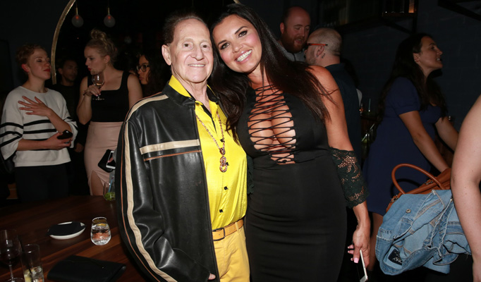 "suzi the block dating ""the block"" star has reportedly denied edelsten's claims that they were in a suzi taylor topless photo: melbourne businessman made up."
