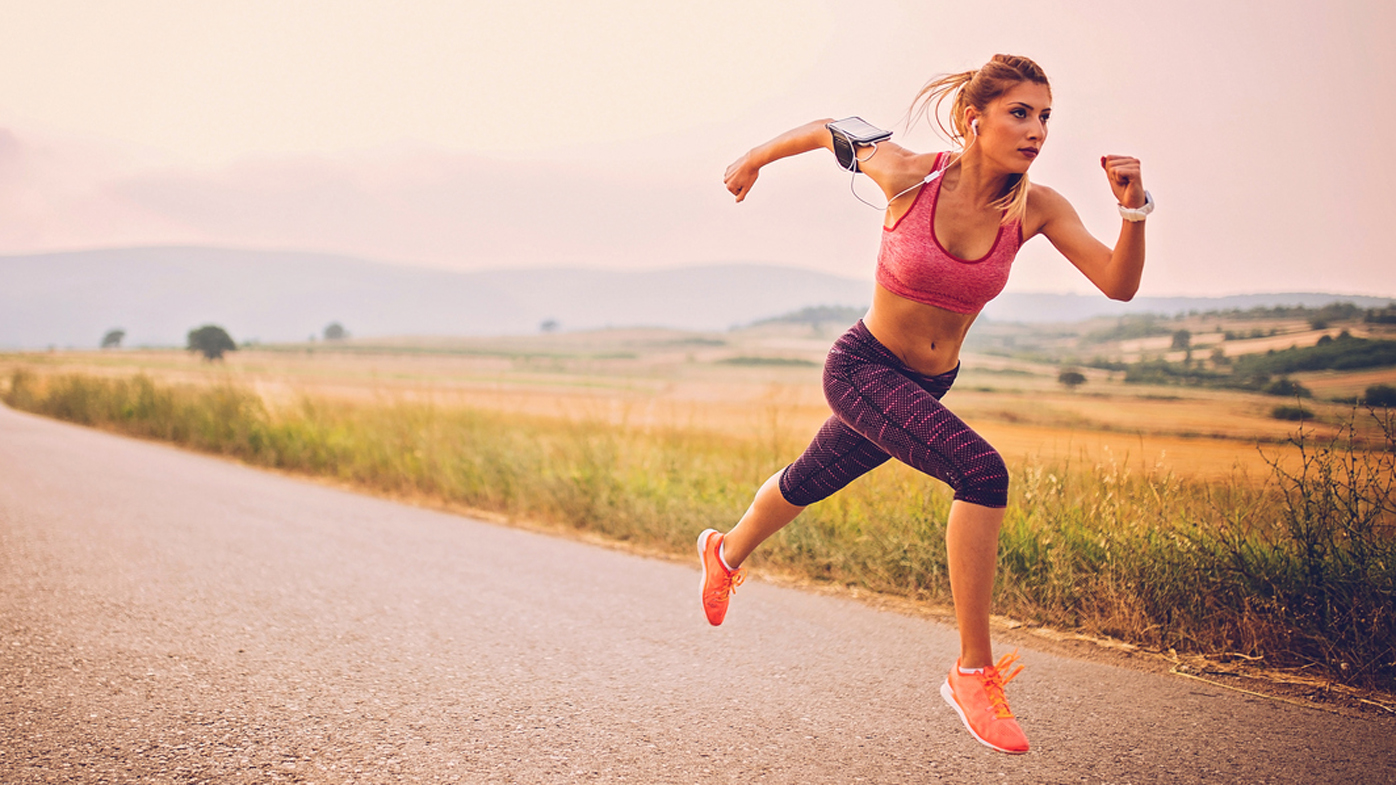 Want to run a marathon? Ditch the long runs for more ...