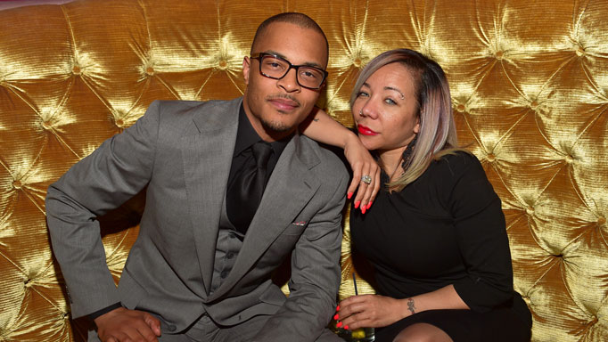 It's A Wrap For TI & Tiny Harris!