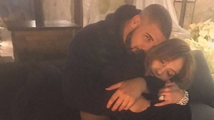 Drake and Jennifer Lopez Are Really Dating, According to Instagram