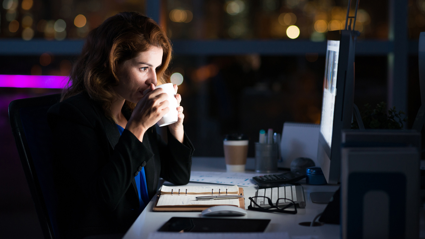 How to stop your office job from ruining your body