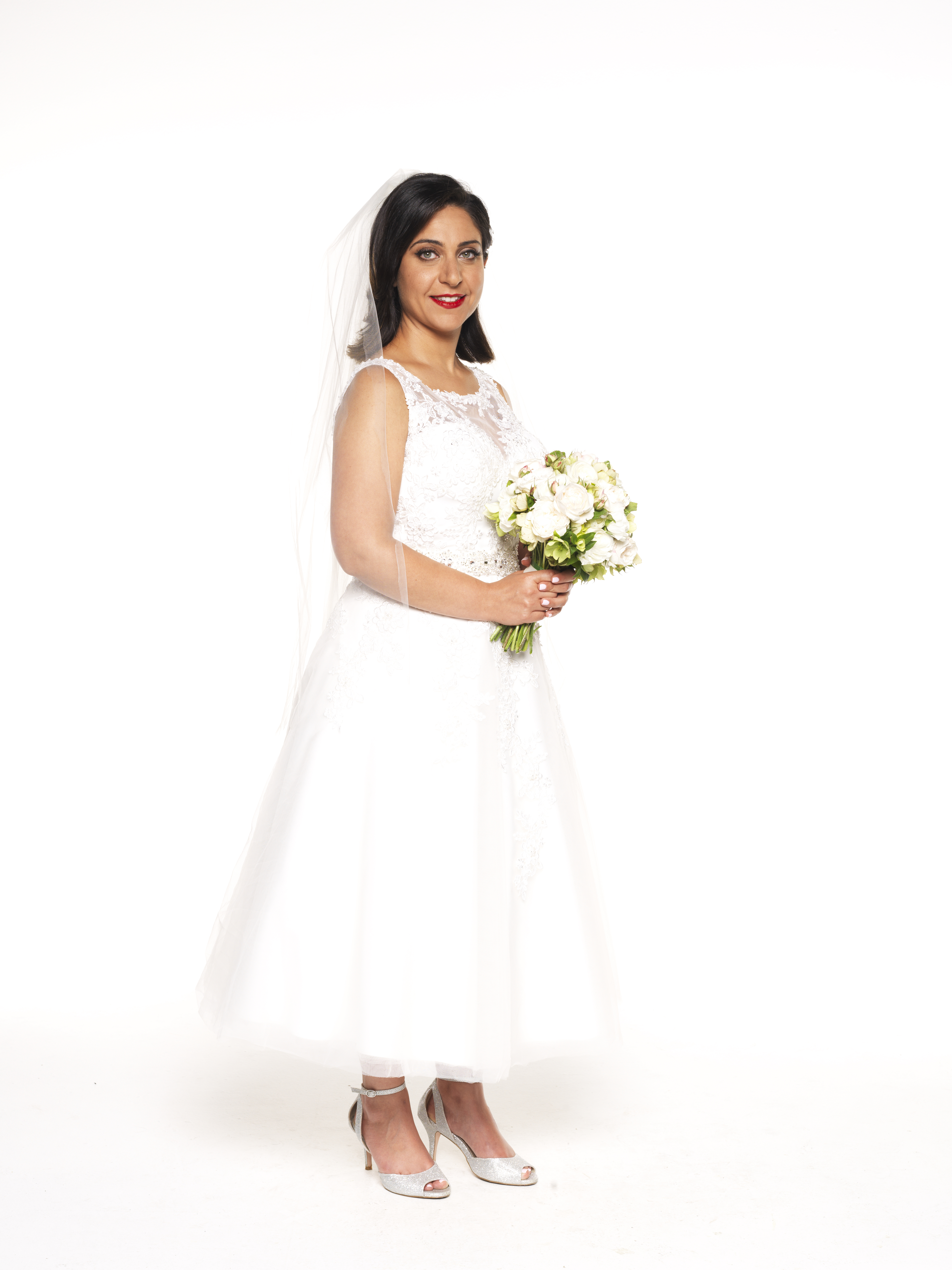 First sight wedding