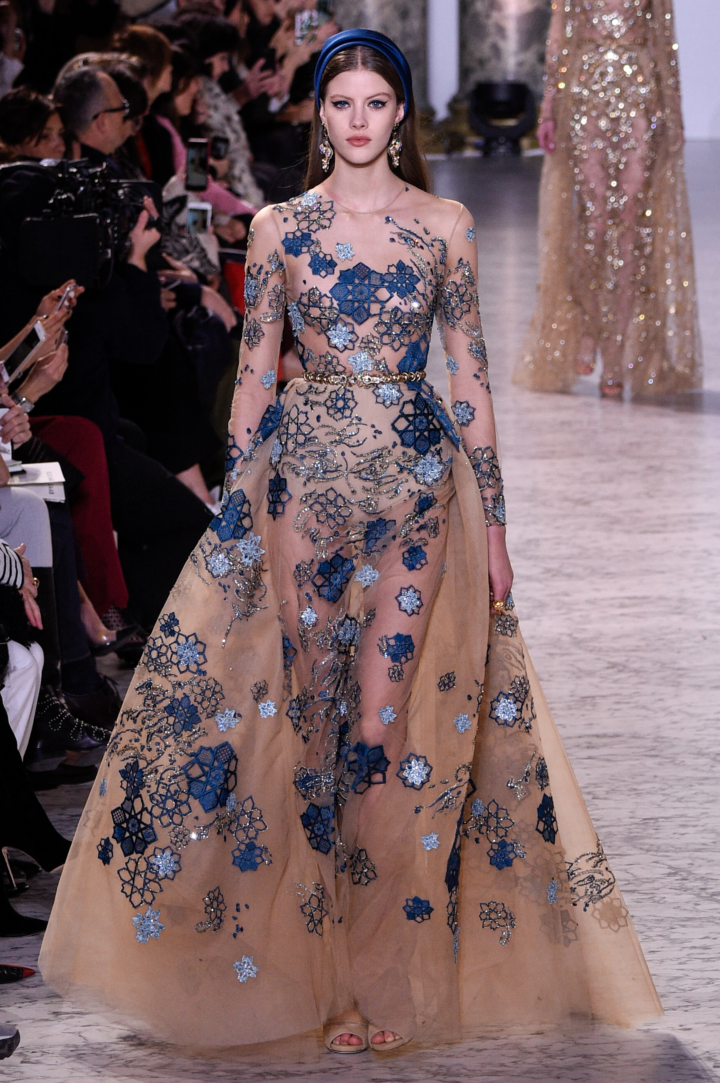 Highlights of paris haute couture week 9style for Haute couture pronounce