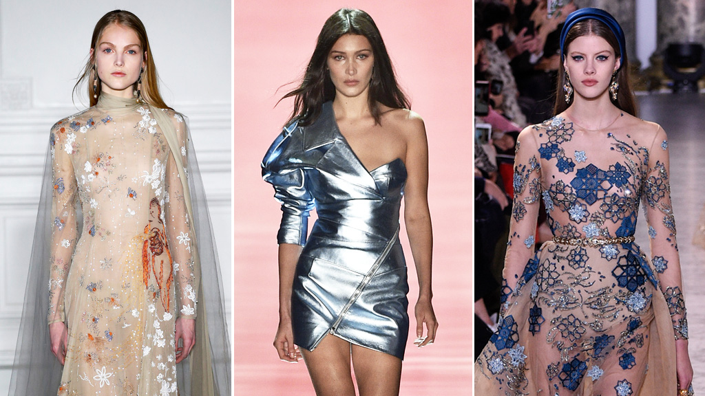 Paris Haute Couture Week is in full flight and the highlights just keep coming.<br> Maria Grazia Chiuri debuted her first Haute Couture collection for Christian Dior on a runway disguised as a secret garden with ethereal gowns that drew gasps of delight. Karl Lagerfeld sent models of the moment Lily-Rose Depp, Kendall Jenner and Bella Hadid onto a mirror-ball-themed runway in outfits that were widely lauded for their pretty retro feel with a modern twist.<br> But the fashion amazement didn't stop there with the world's most-admired designers revealing incredible new pieces that we'll likely be talking about for decades to come. Here, some of the most memorable moments so far.<br> <br>