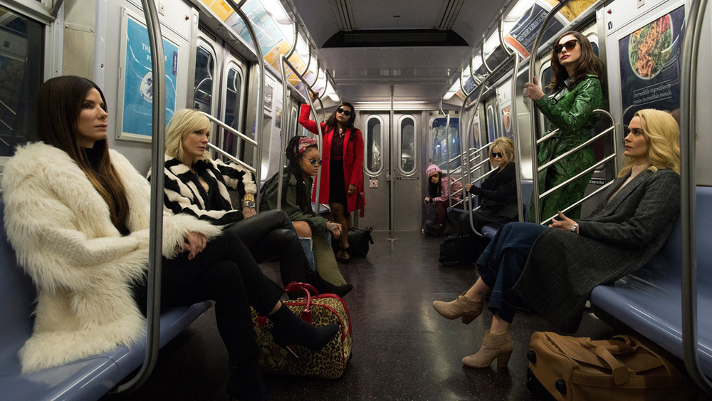 Ocean's 8 first look: Hollywood's power women assemble for the ultimate #squadgoals