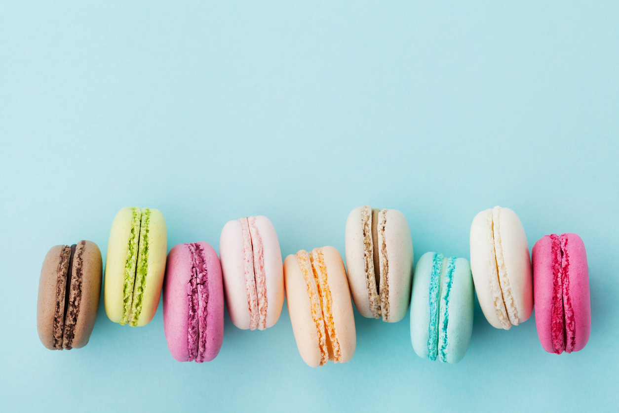 <strong>Macarons</strong>