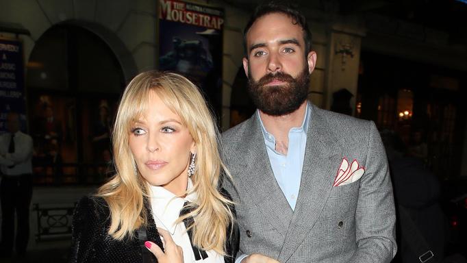 Kylie Minogue Has Reportedly Split From Fiancé Joshua Sasse