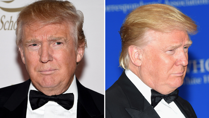 Donald Trump Haircut Tutorial - Haircuts Models Ideas