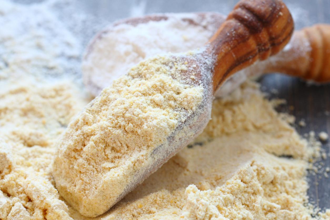 <strong>Gluten-free flours</strong>