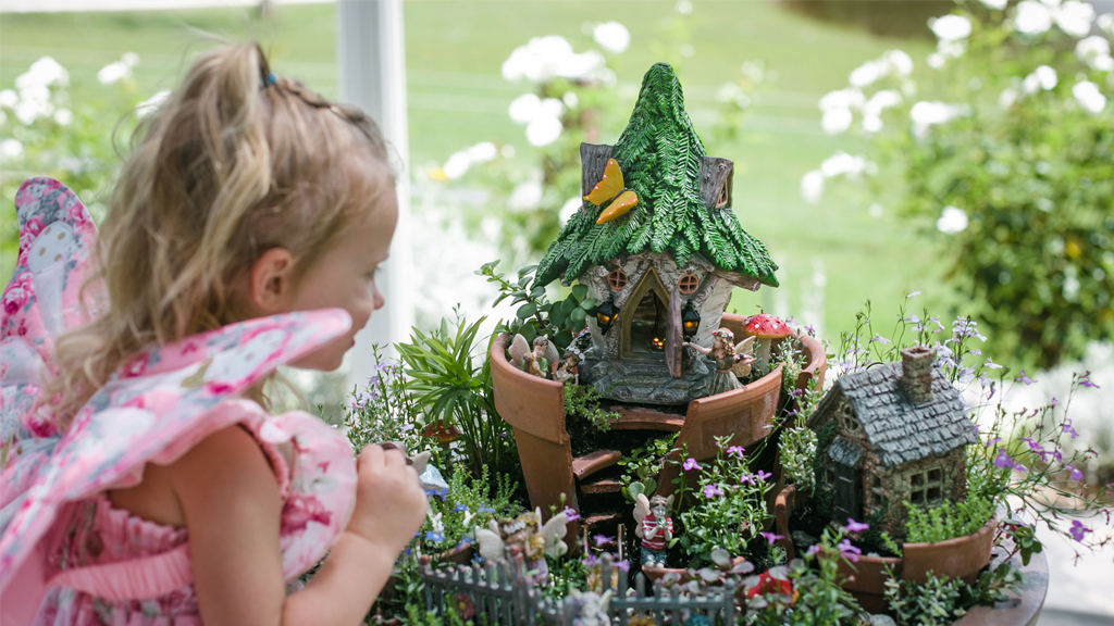 The fairy garden trend what you need to know