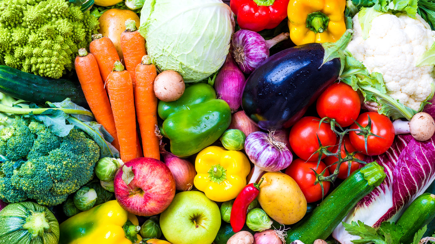 Fresh fruit and vegetables could be a shortcut to loving ...