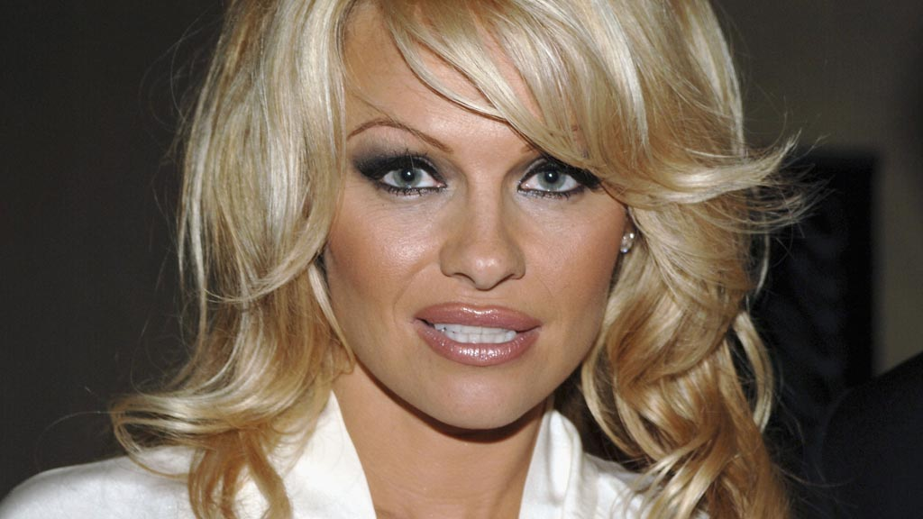 how to get pam anderson hair